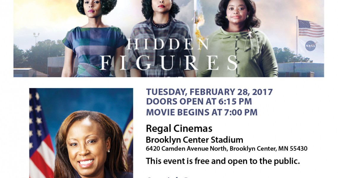 hidden figures movie event
