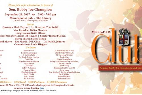2017 Champion Event 2